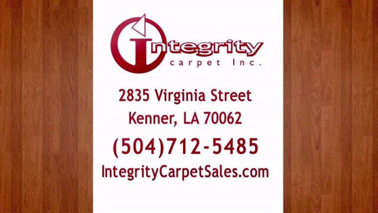 Integrity Carpet Inc.   WGNO