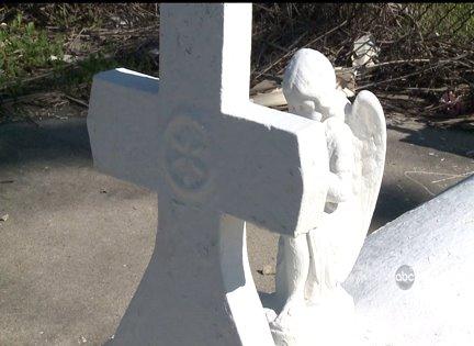 Sinking Cemeteries Exemplify Erosion Problem in Southeast Louisiana