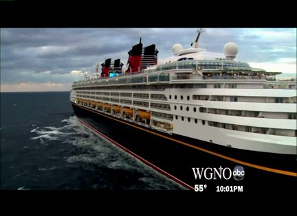 Port of New Orleans Courts Disney Cruise Line
