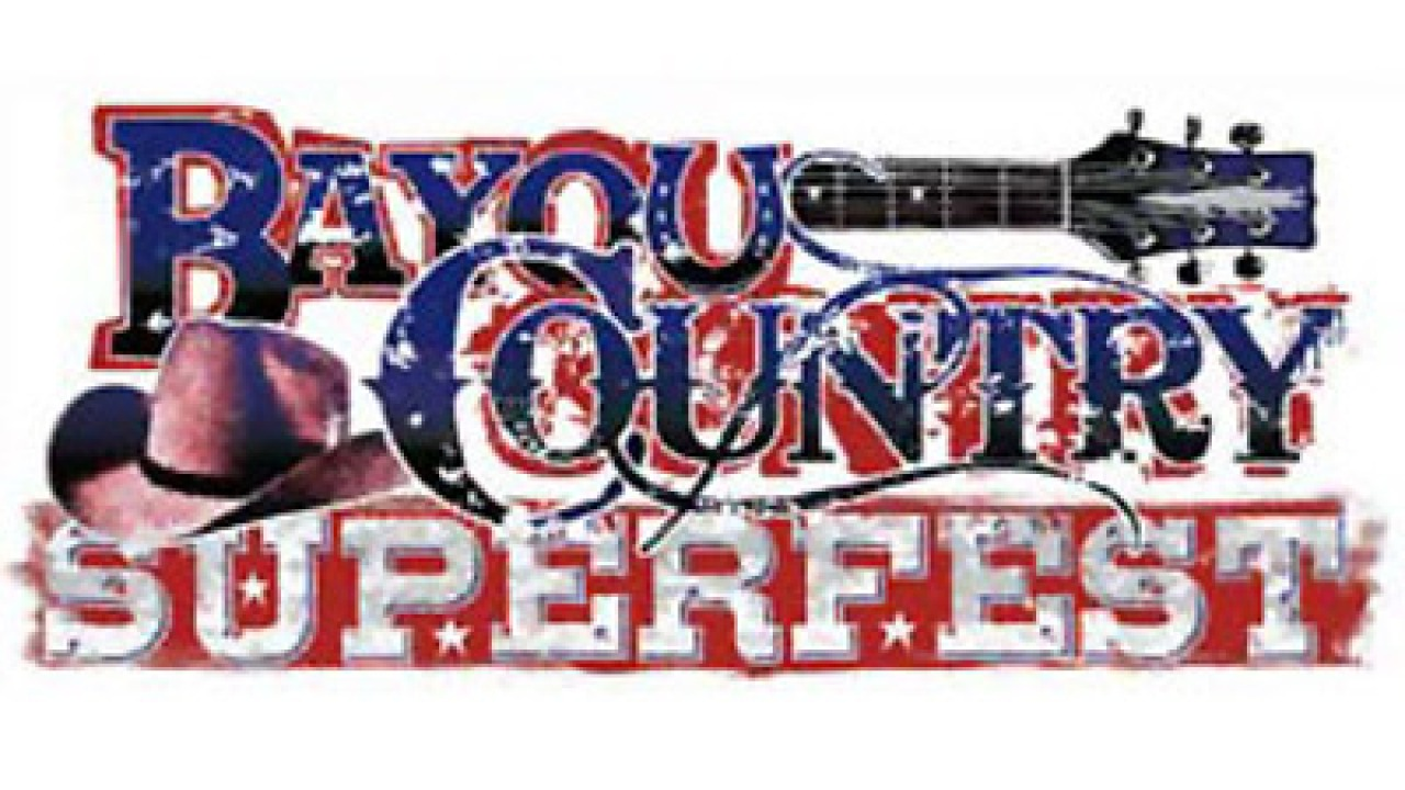 Bayou Country Superfest on hiatus. There will be no 2020 festival.