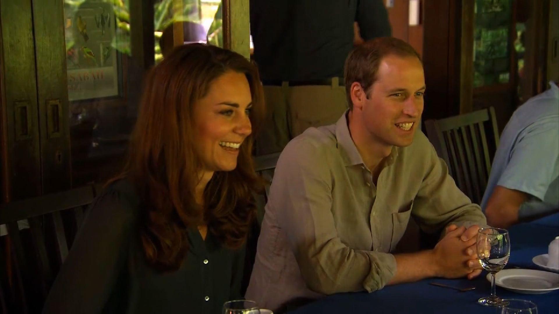 Prince William & Kate