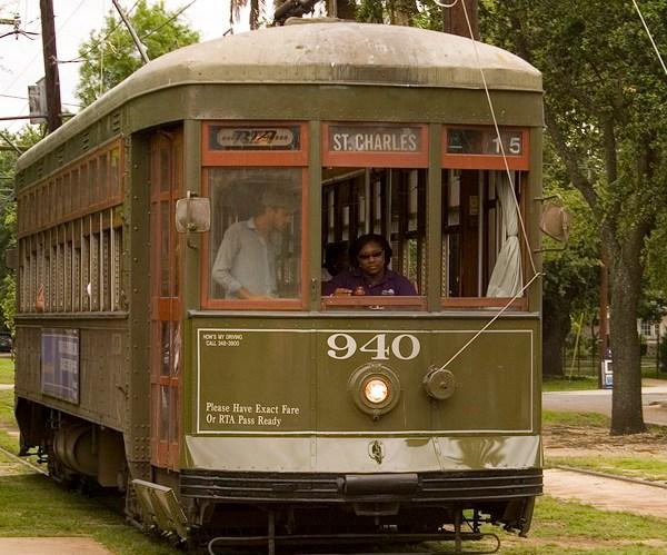 streetcar – st charles
