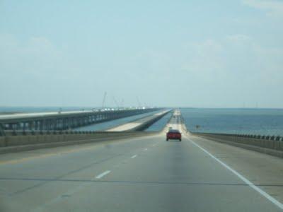 twin span bridge