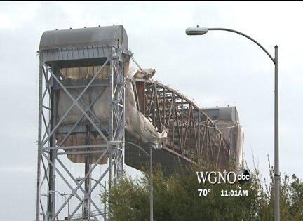 Judge Seeber Bridge Remains Closed Indefinitely