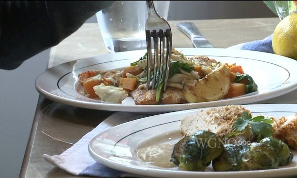 You CAN eat healthy in New Orleans!