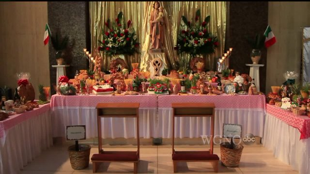 Behind-the-Scenes Look at How the Saint Joseph Altar Comes to Life