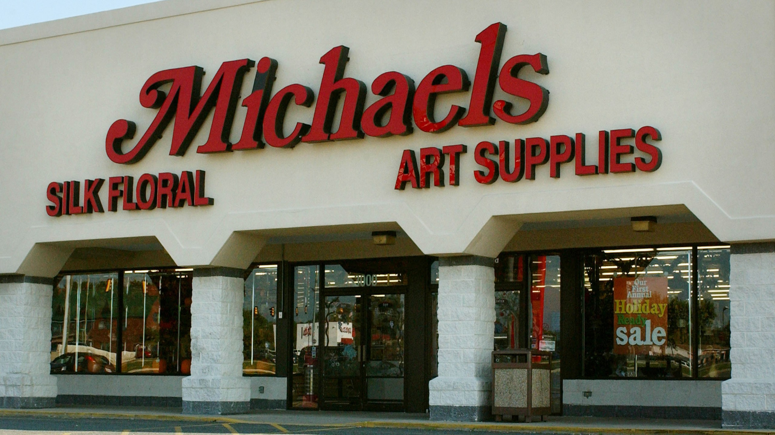 Michaels Craft Store In Fredericksburg, Virginia