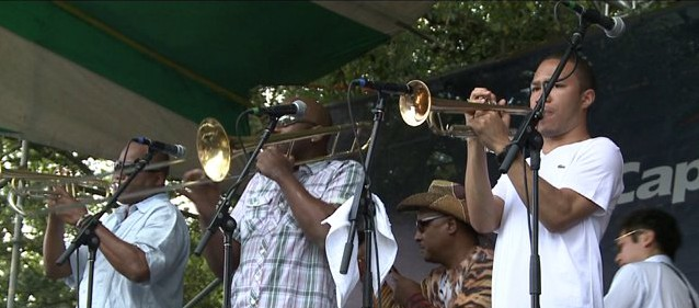Final Day of French Quarter Fest is Full of Fun