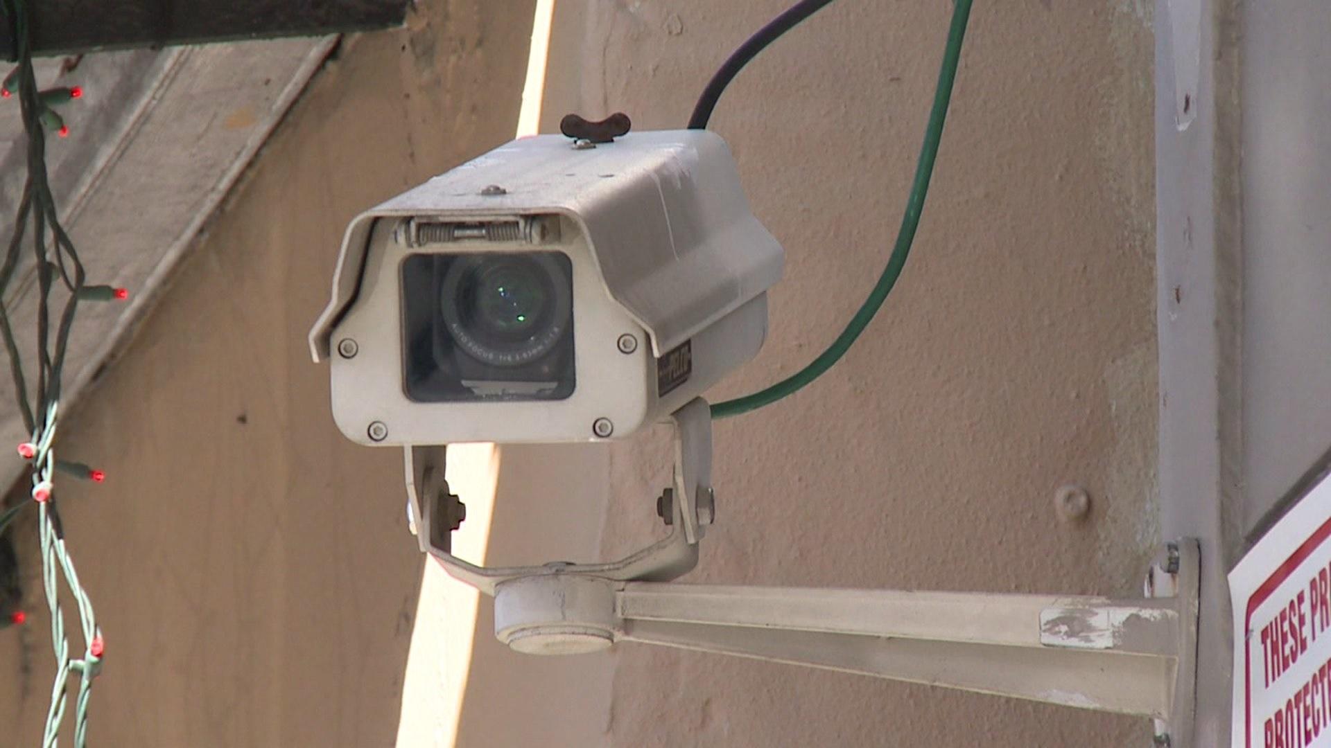 crime cameras