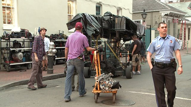 What Blockbuster Movies are Filming in New Orleans this Summer?