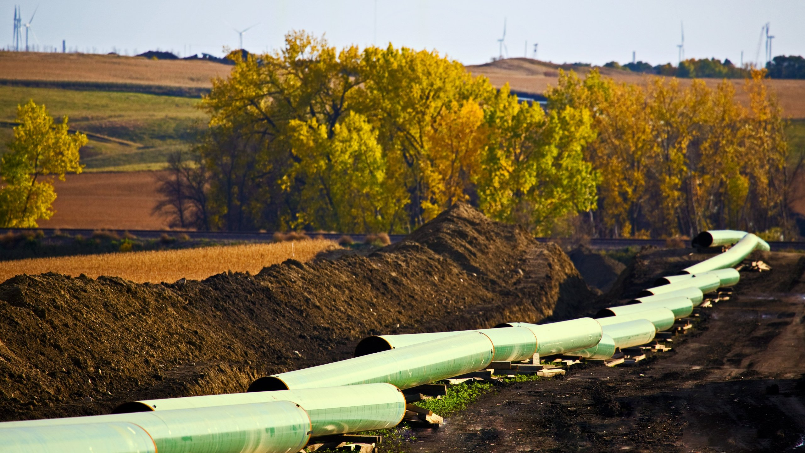If Wall Street's right, Obama may nix Keystone