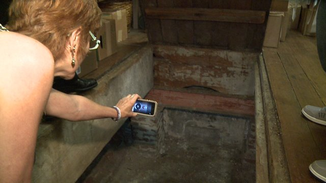 Hundreds Buried Beneath St. Louis Cathedral