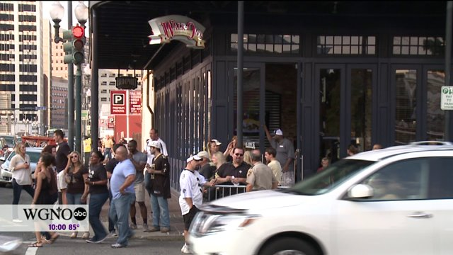 Walk-Ons in New Orleans Accused of Employment Discrimination