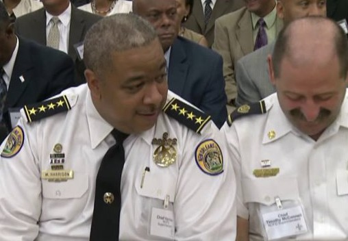Search Begins For New NOPD Police Chief