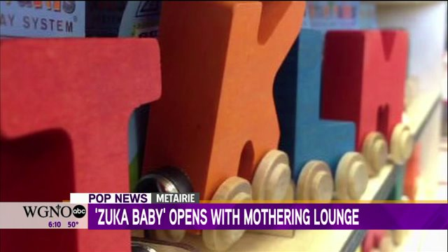 """ZukaBaby opens new location with """"Mothering Lounge"""" 