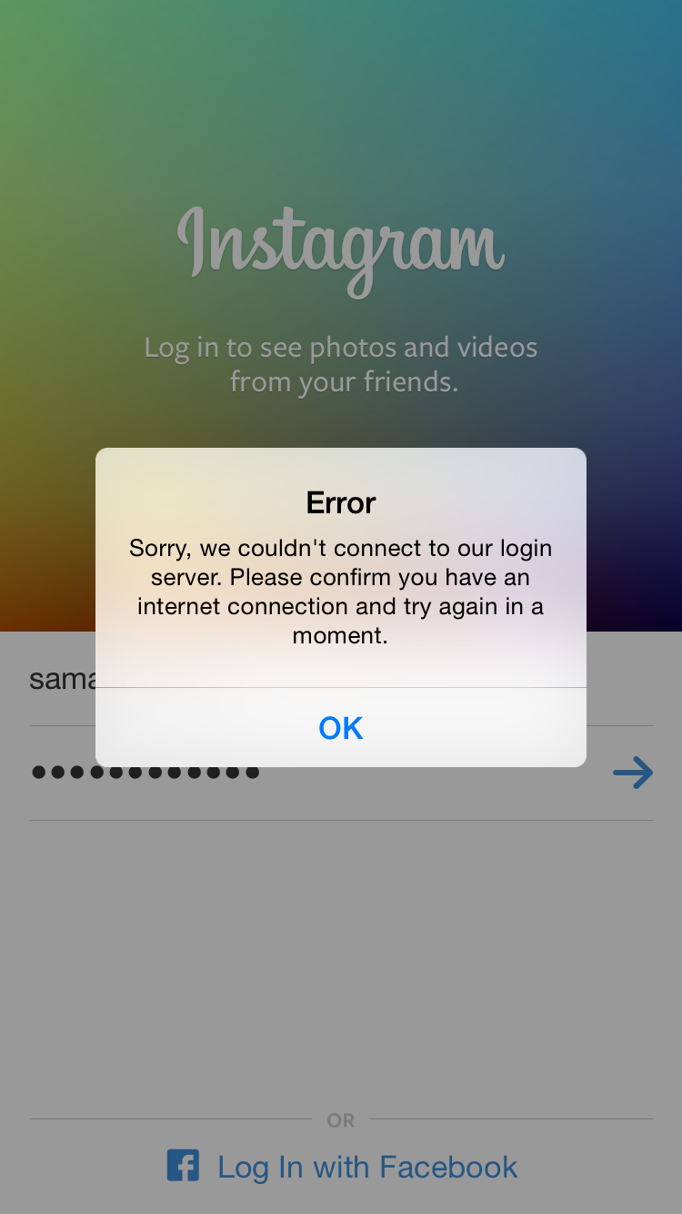 Instagram Down For Many Users Wgno