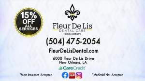 Fleur de Lis Dental
