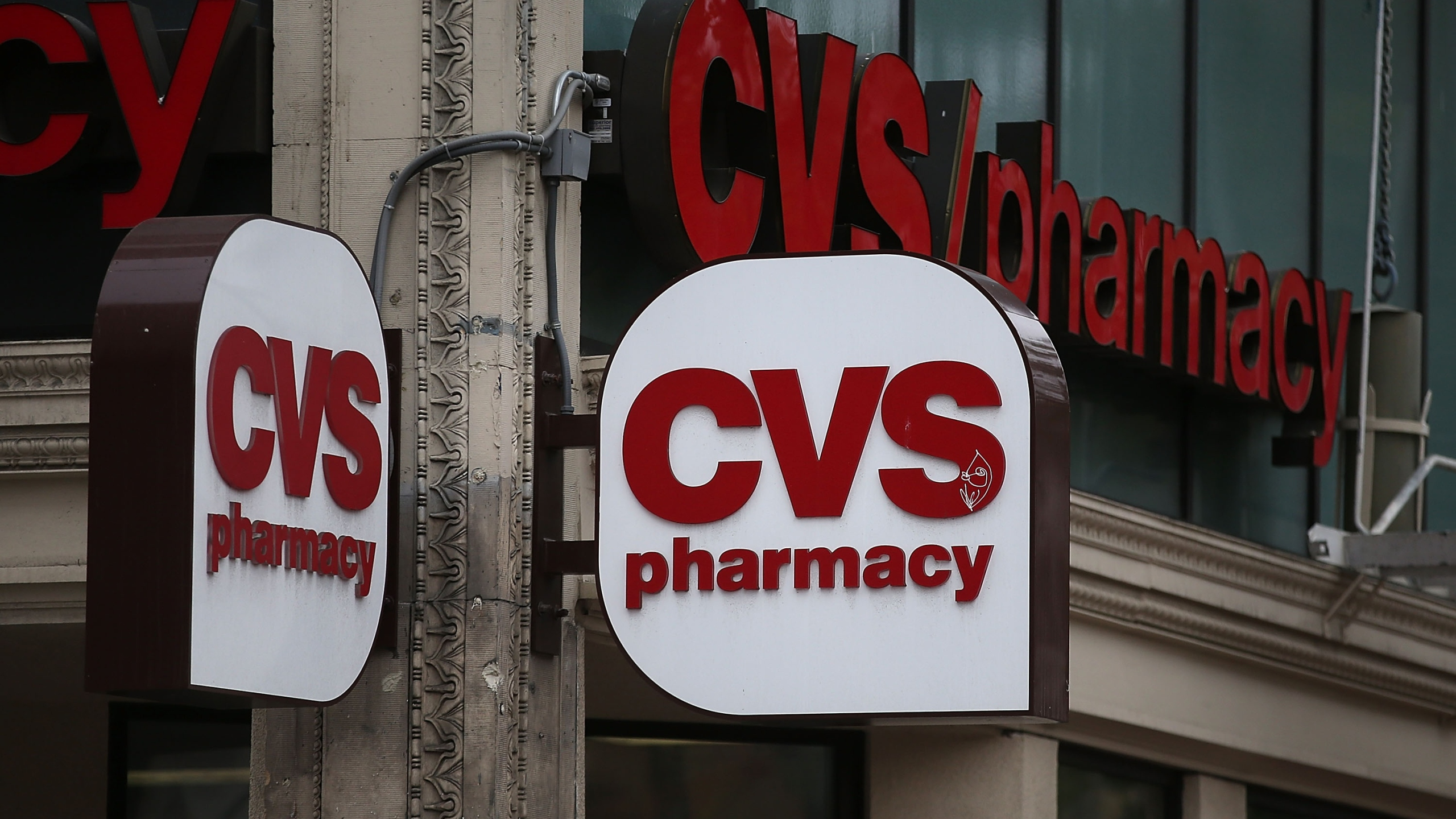 File photo of a CVS Pharmacy.