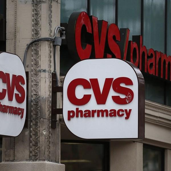 File photo of a CVS Pharmacy.