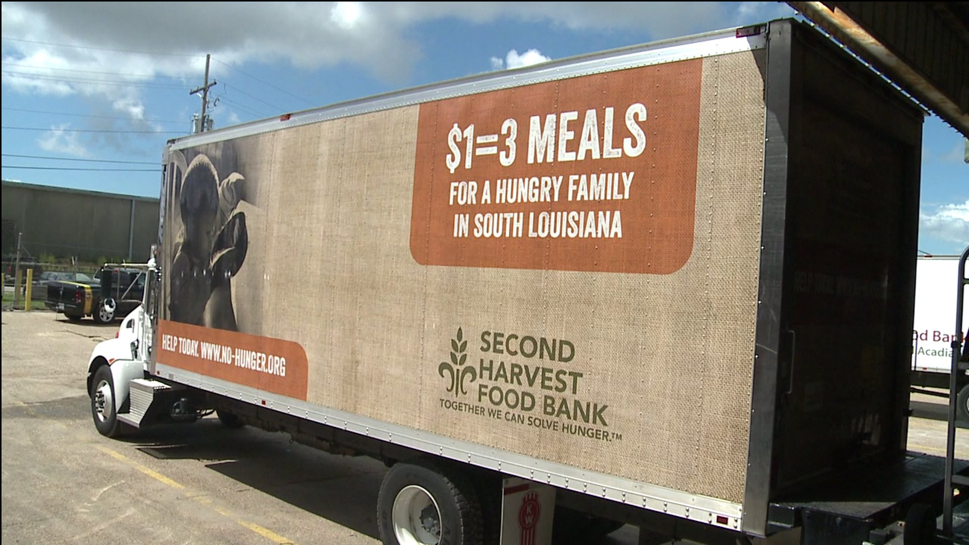Help The Community: Donate Food Items At Langenstein's In May