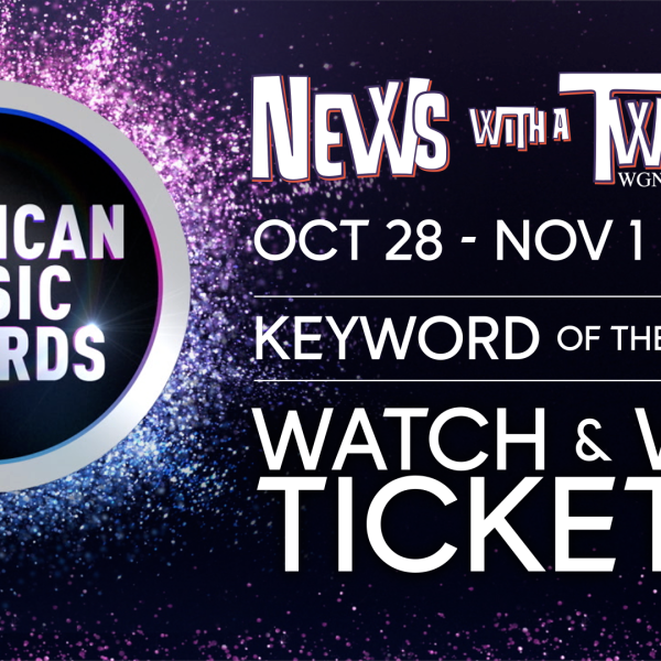 WGNO American Music Awards Contest