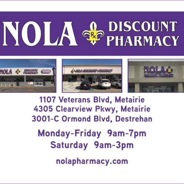 NOLA Discount Pharmacy Rev