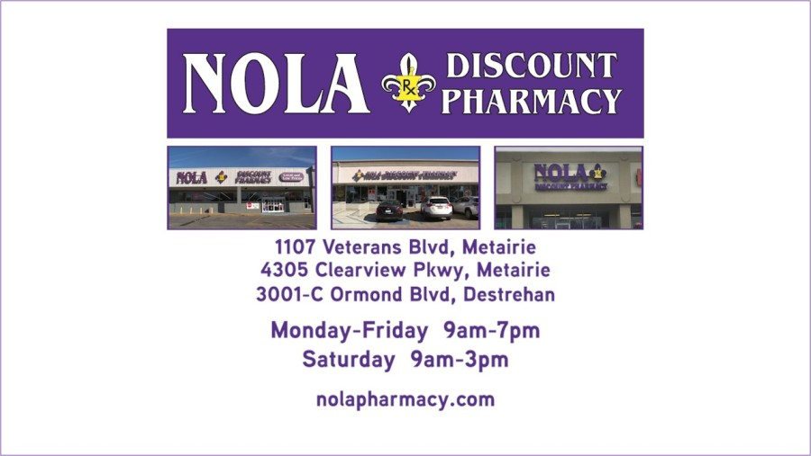NOLA Discount Pharmacy Rev