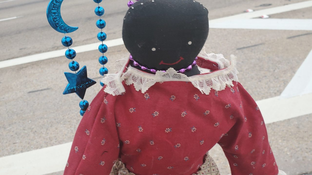 Police investigating after 'racially offensive' doll handed to 12-year-old girl at Bay St. Louis parade