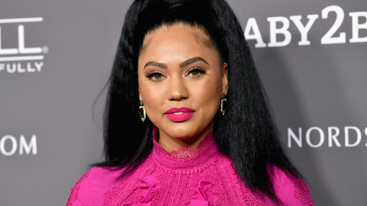 Ayesha Curry has perfect reply for troll who called her a 'real life farm animal'