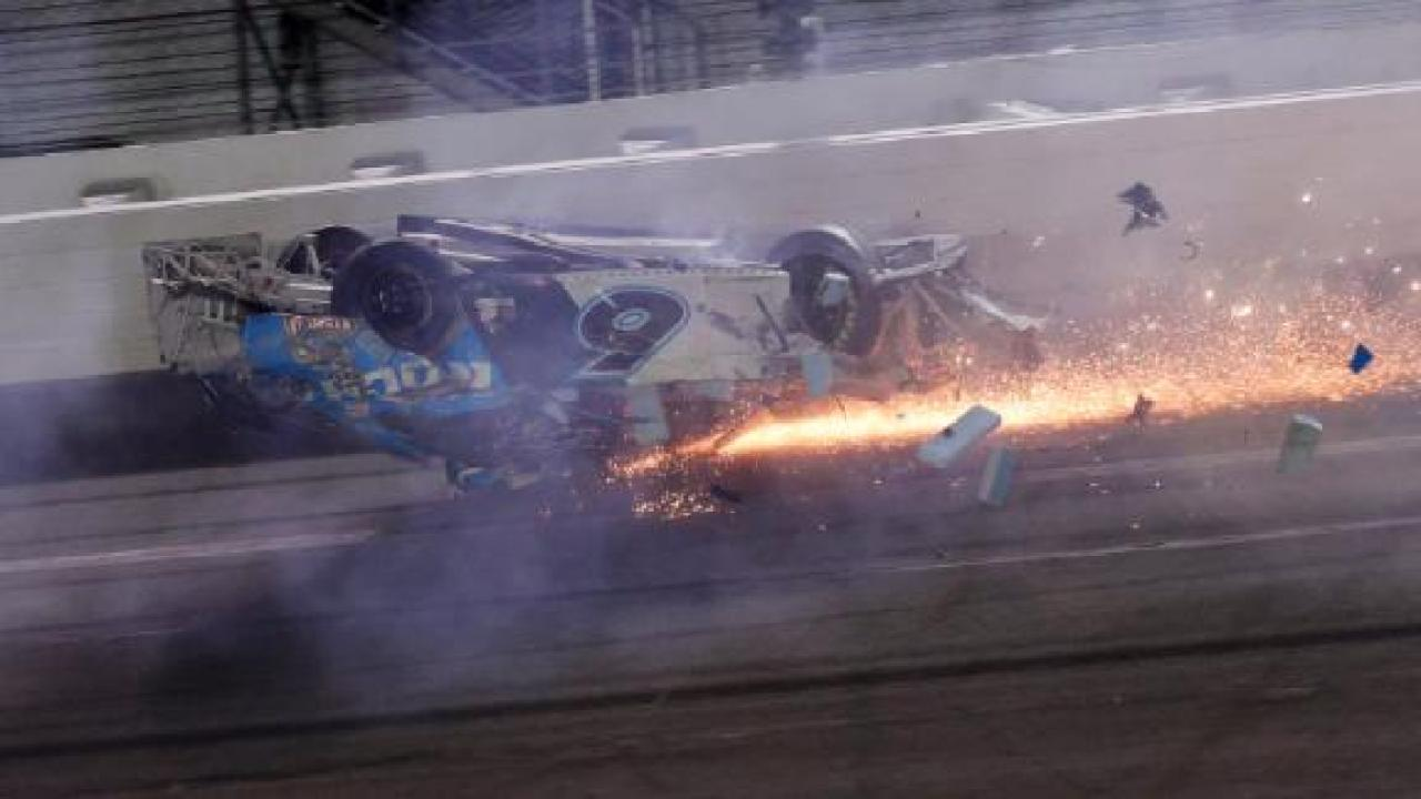 Ryan Newman remains in serious condition after scary crash at Daytona 500