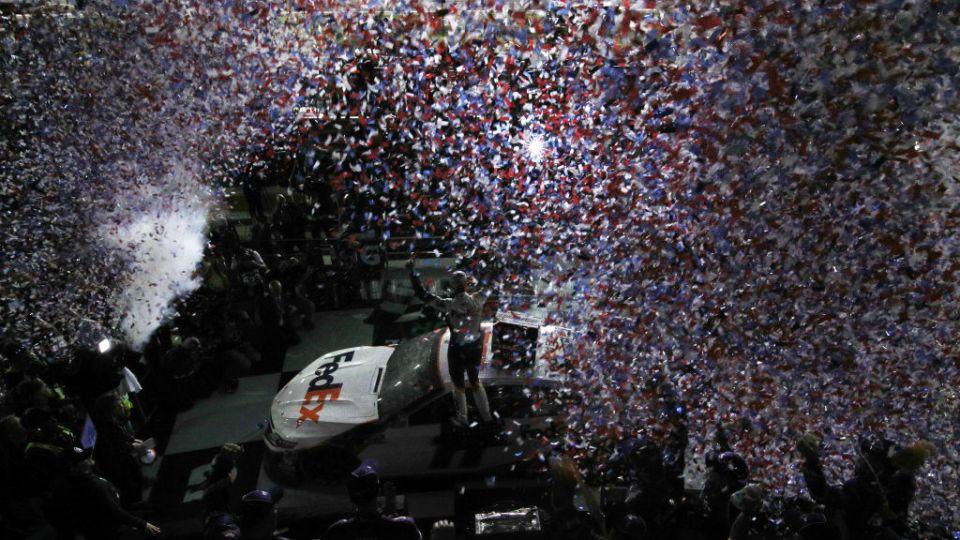 Denny Hamlin, Daytona 500