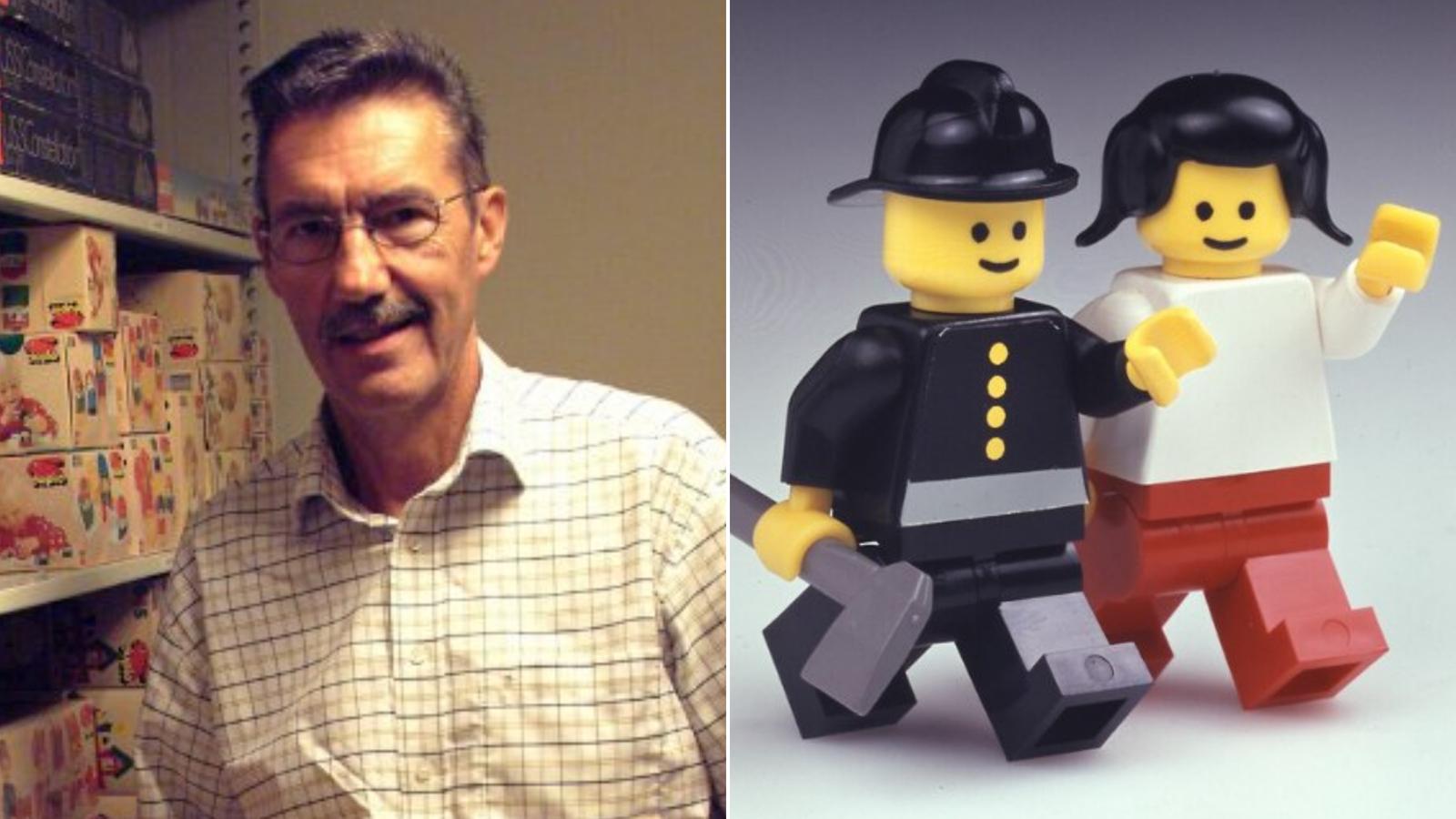 LEGO, Jens Nygaard Knudsen