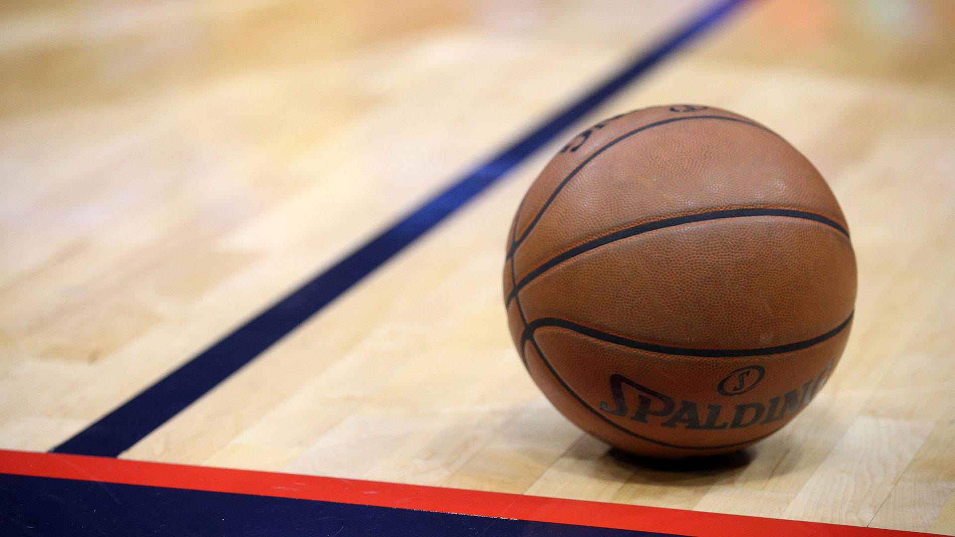 NBA Spalding basketball
