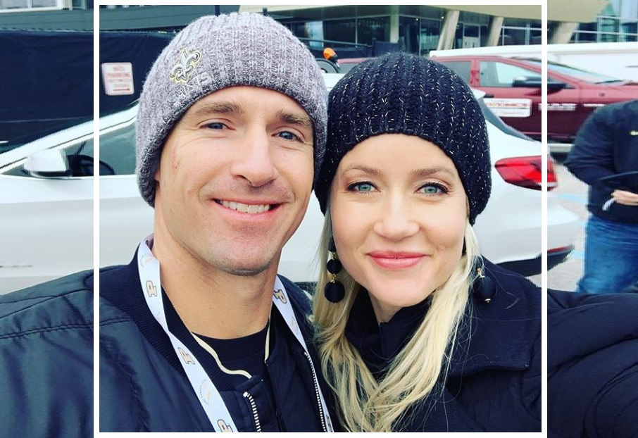 Drew Brees Wife Apologizes For Husband S Comments On Flag Wgno