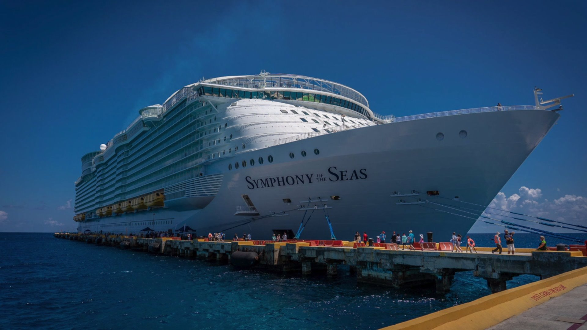 Symphony Of The Seas Wallpaper Cruise Gallery