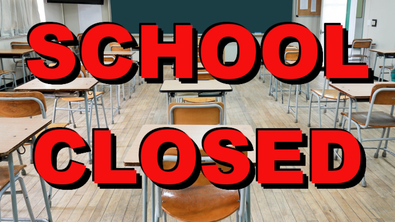 Image result for school closed