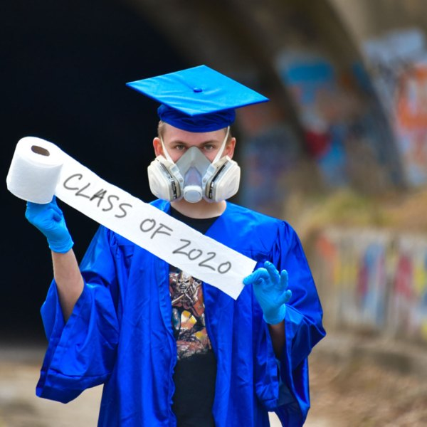 Coronavirus - Graduating senior