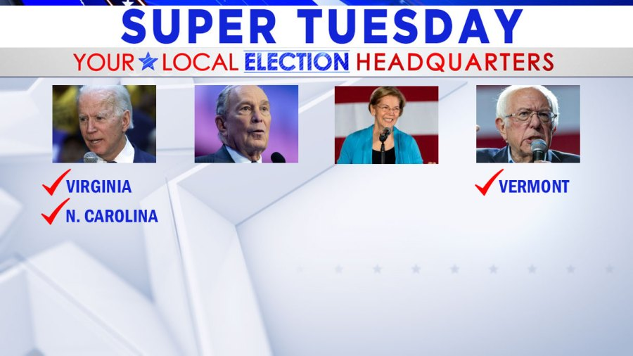 Watch Live: Biden projected to win North Carolina