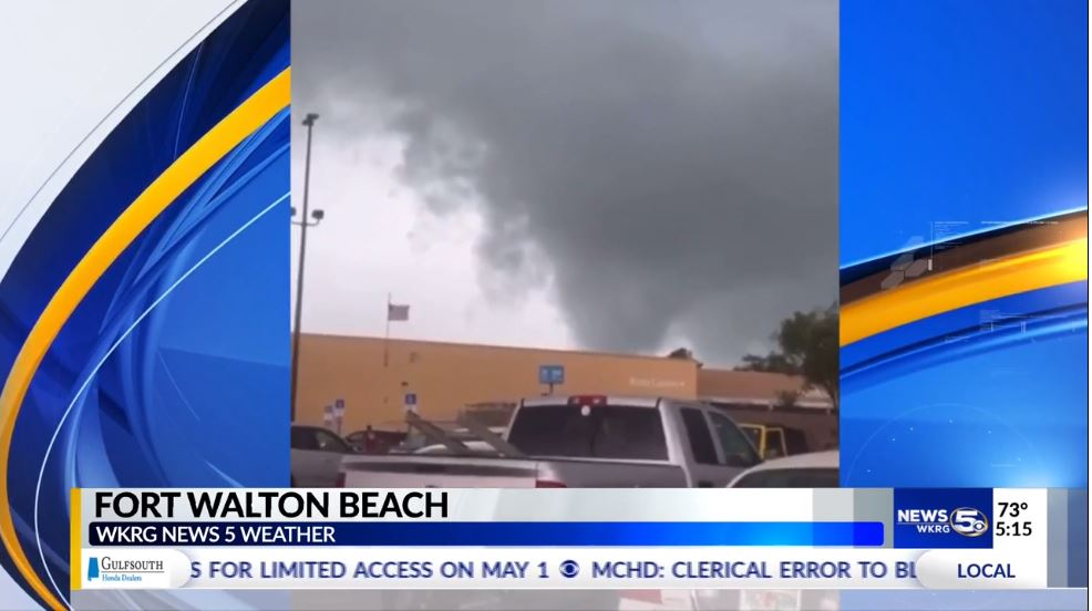 Pumpkin Patch Fort Walton Beach Halloween 2020 VIDEO: Funnel cloud in Fort Walton Beach caught on camera | WGNO