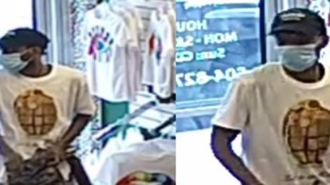 NOPD searches for suspect wanted for armed robbery on South Broad Street