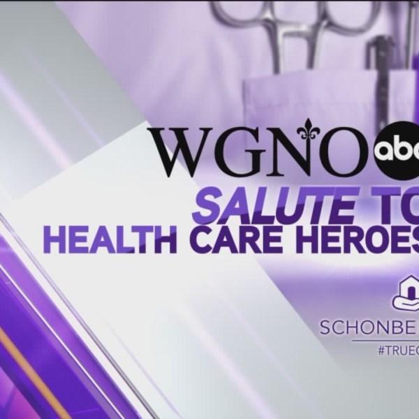 Salute to Health Care Heroes