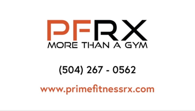 PFRX Prime Fitness RX