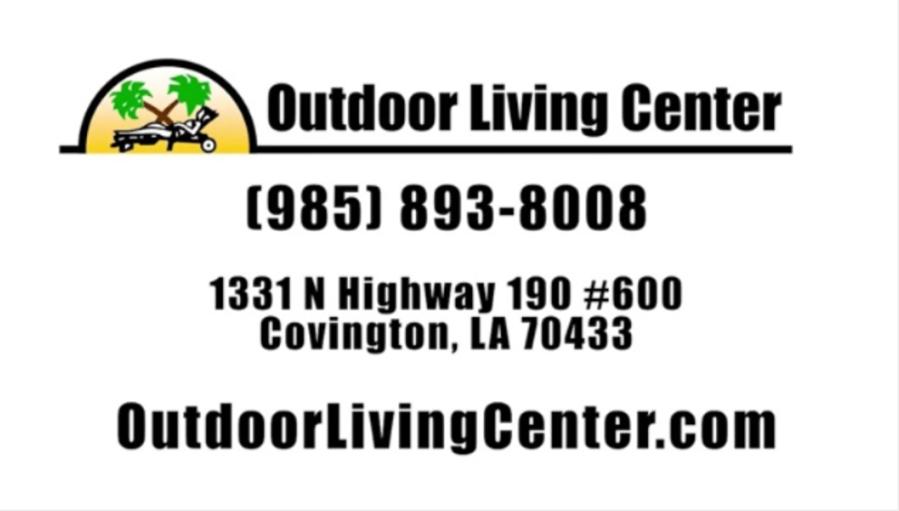 Outdoor Living Center
