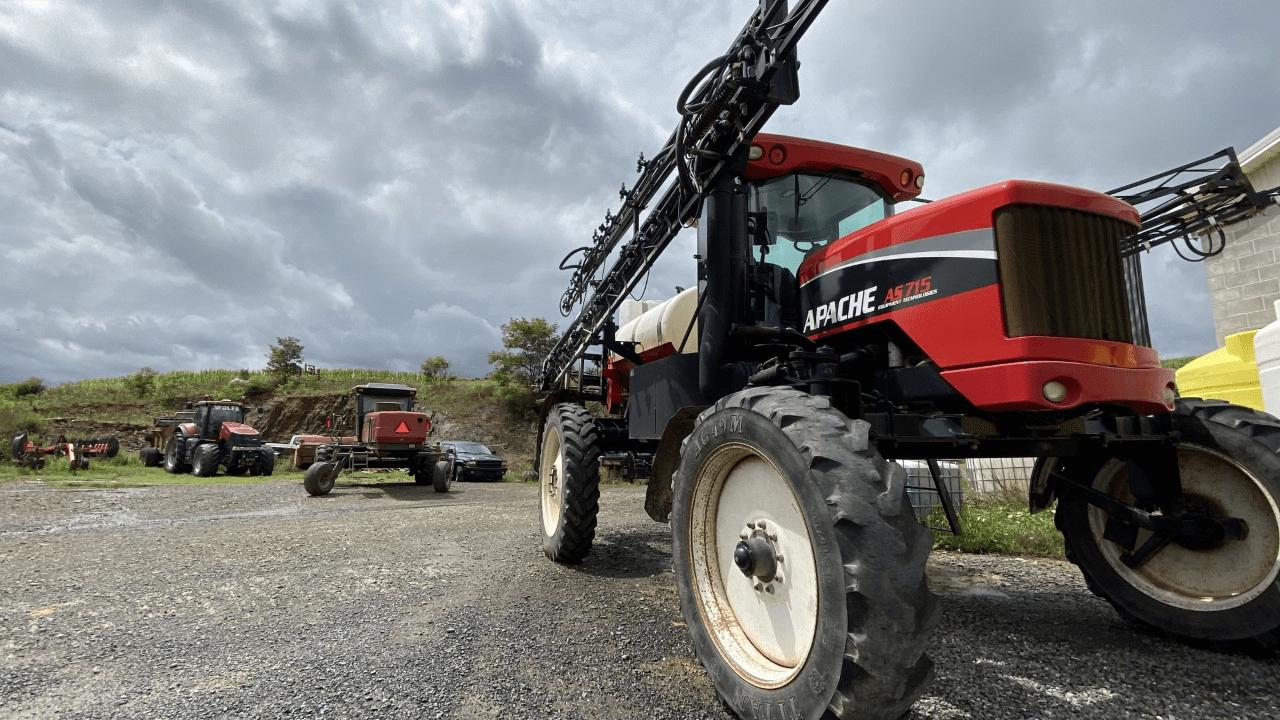 Pennsylvania farm grateful for the rain, hoping for more