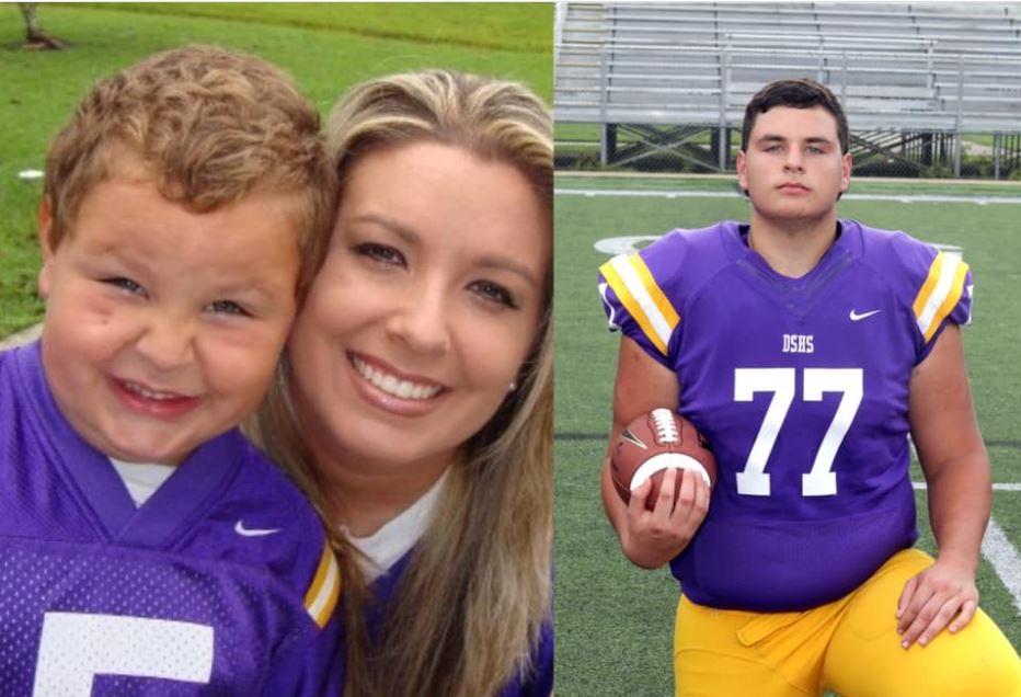 Denham Springs High School football player passes away | WGNO