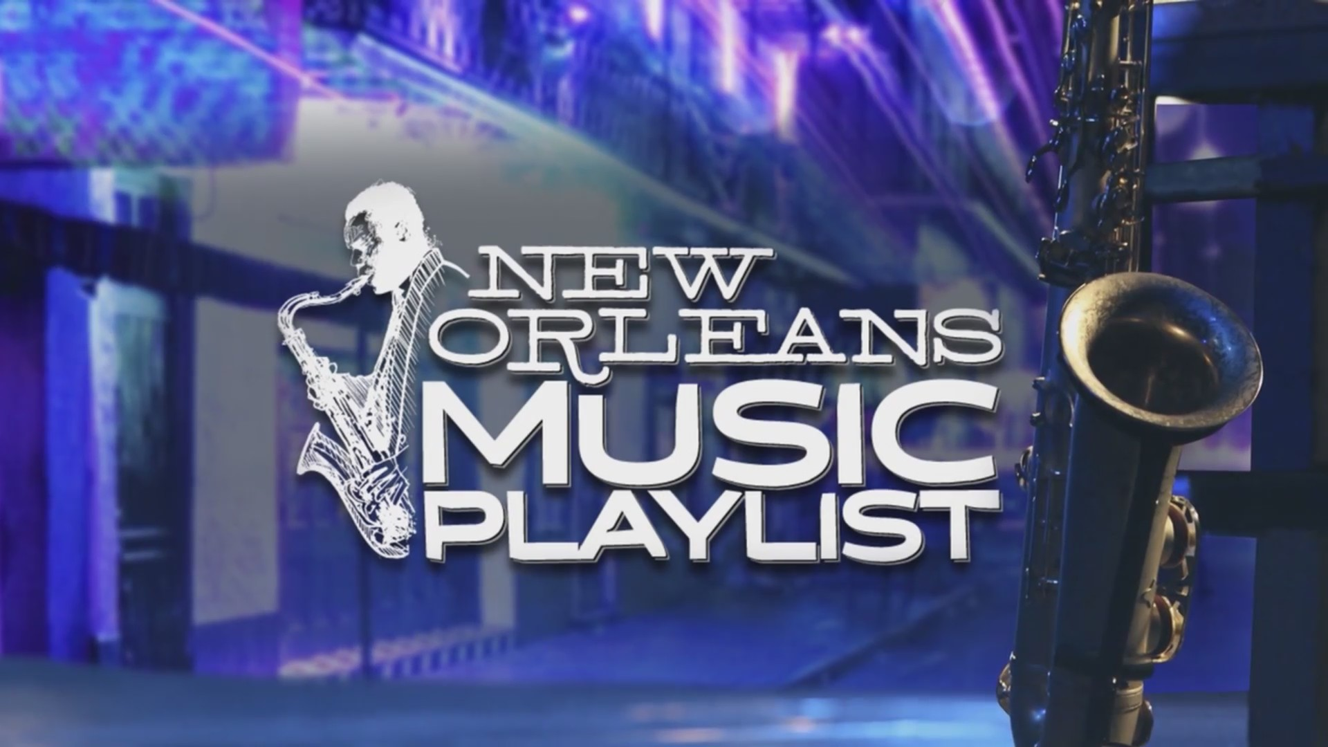 New Orleans Music Playlist