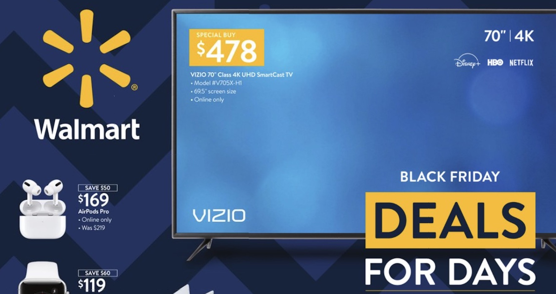 Walmart Black Friday Here Are The Best Deals You Can Find Right Now Online Wgno