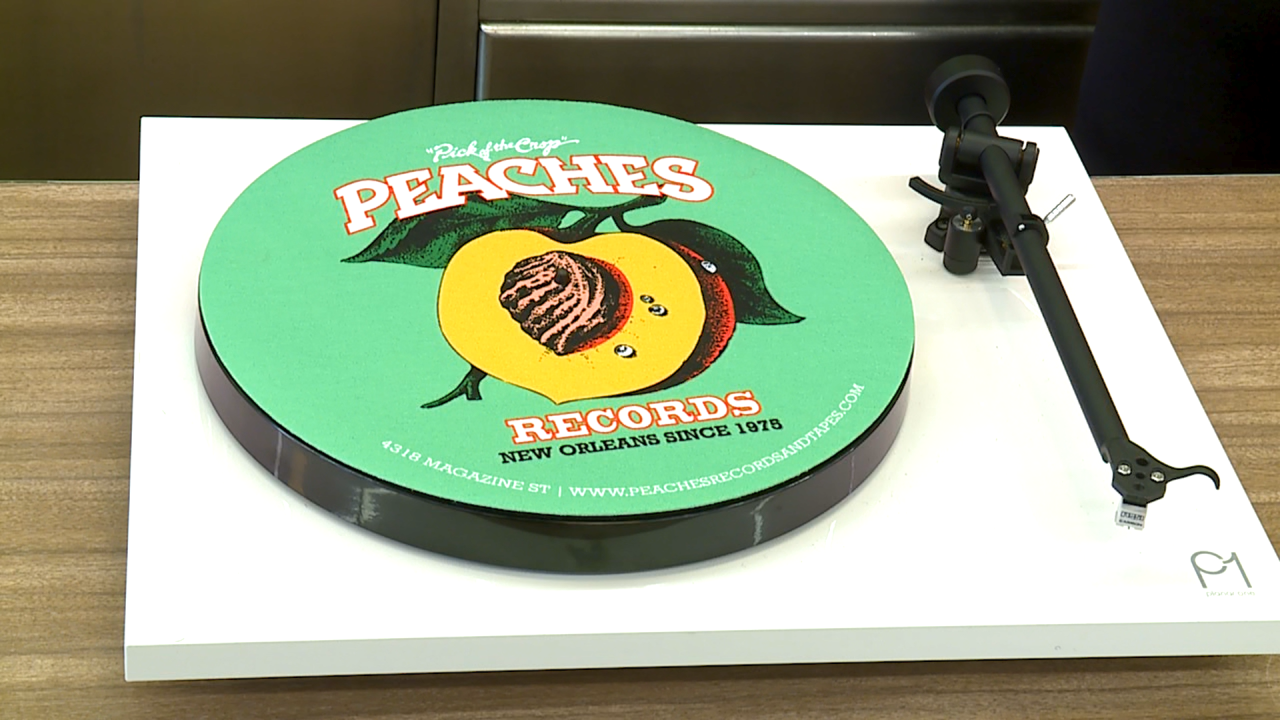 Peaches Records: A Wonderland of New Orleans Music