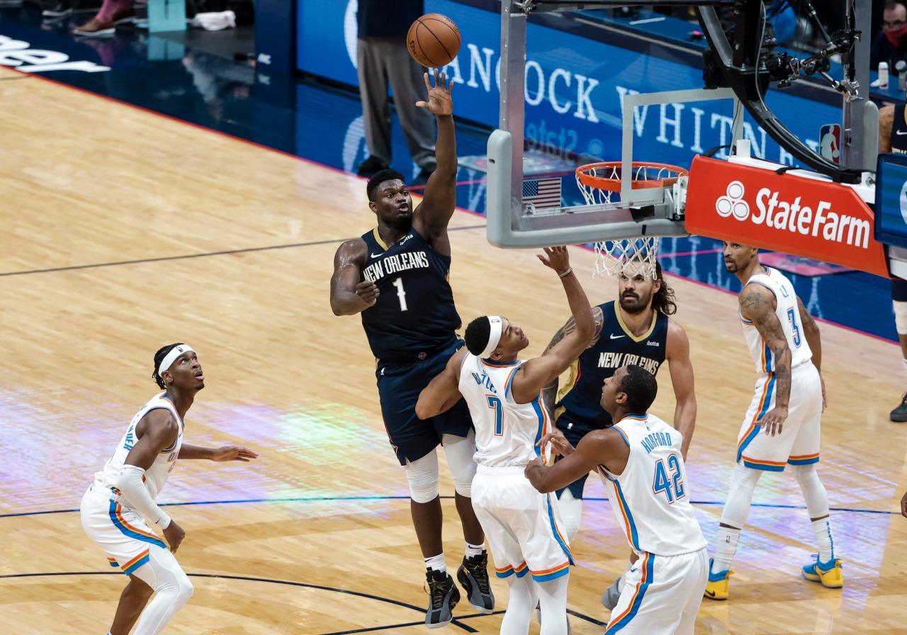 Preview: Williamson, Pelicans set for matchup against the Thunder