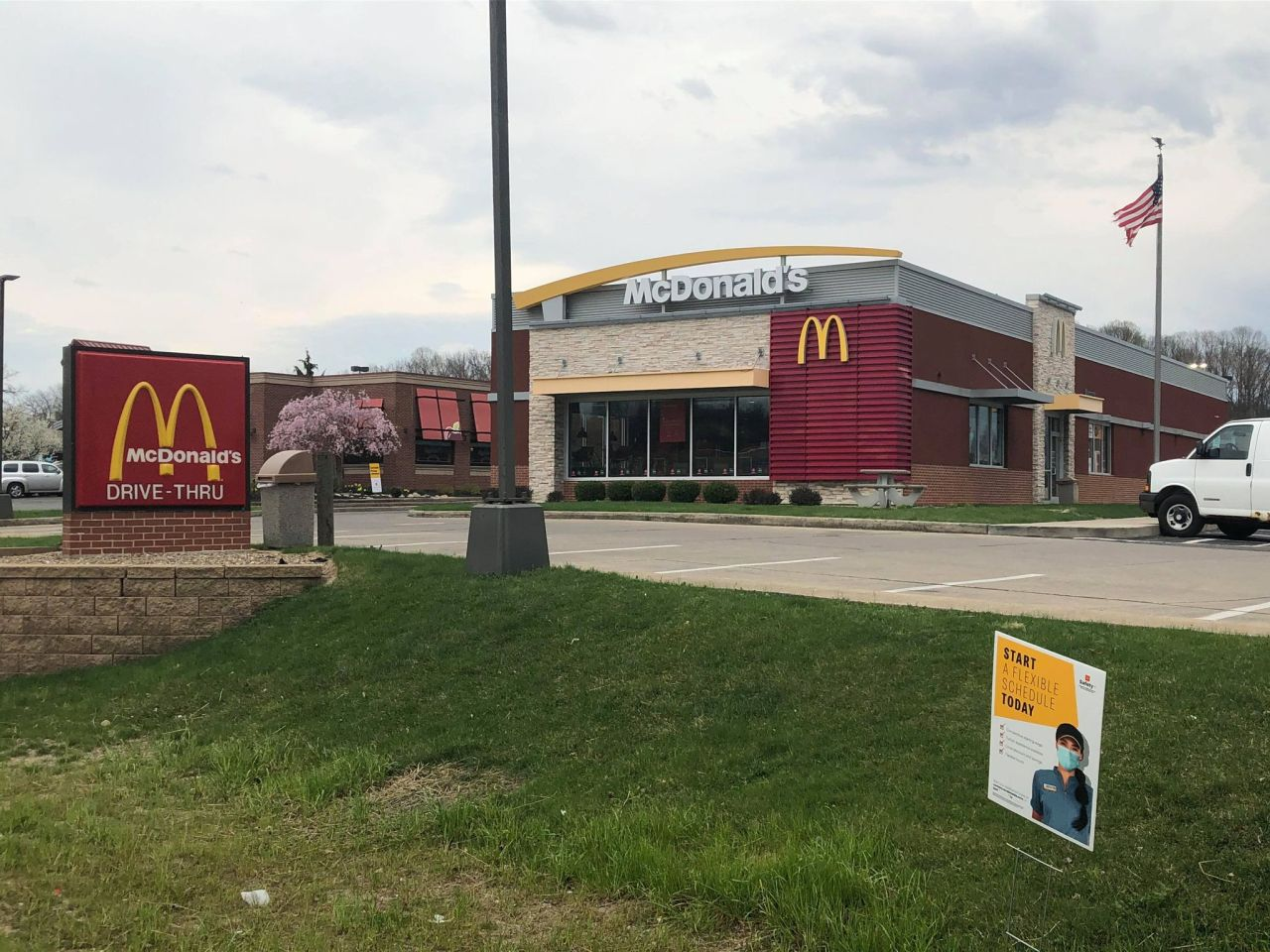 Ohio McDonald's employee accused of shooting, killing co-worker